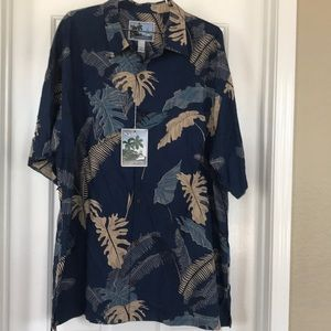 Aftco Shirt Button down NWT size XL